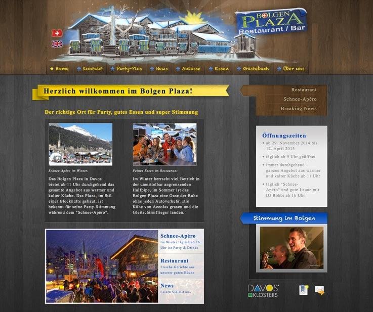 Ihre Webagentur mit kreativen Webmastern in der Südostschweiz