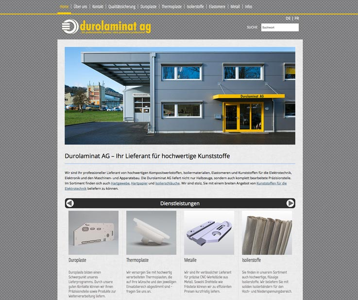 Solothurn: Wir machen Ihr Webdesign – Beratung durch Webdesigner