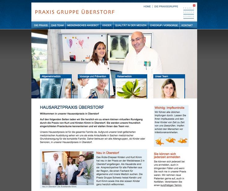 Webseite neu und modern – Homepage erstellen für Freiburg