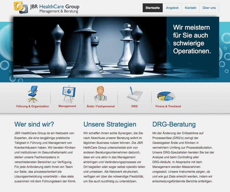 Webdesign und Webdesigner für den Kanton Zug