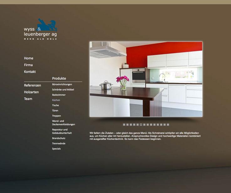 Webdesign für die Nordwestschweiz von erfahrenen Webdesignern